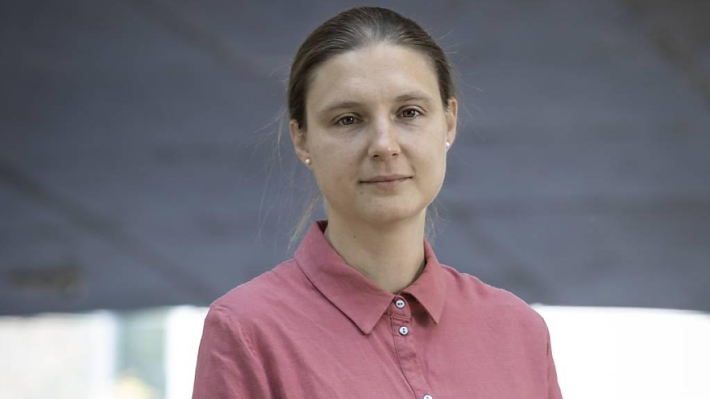 Die Latsis-Preisträgerin Maryna Viazovska löste das Kugelpackungsproblem für die 8. und 24. Dimension.