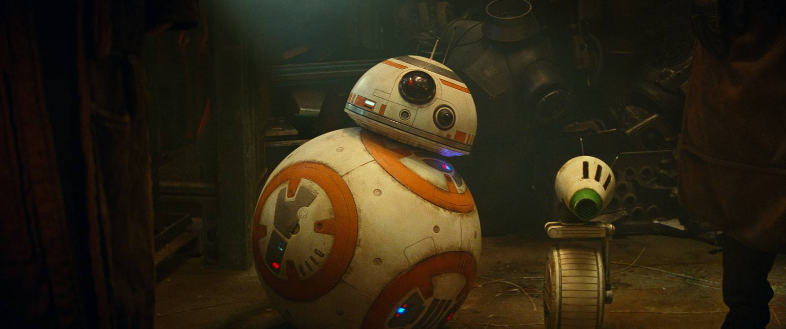 Star Wars The Rise of Skywalker: BB-8 (© The Walt Disney Company)