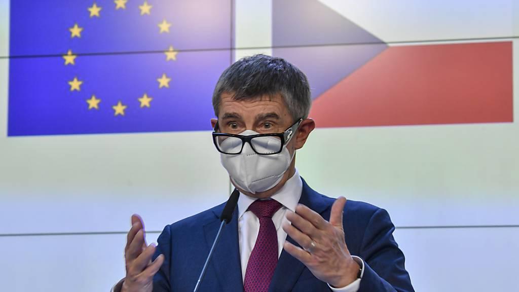Tschechische Regierung will Notstand bis 11. Januar verlängern