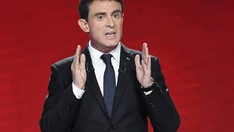 Manuel Valls hat gute Chancen, Spitzenkandidat der Sozialisten und verbündeter Parteien für die Präsidentenwahl zu werden.