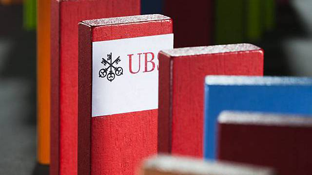 """Grossbank UBS - """"too big to fail"""""""