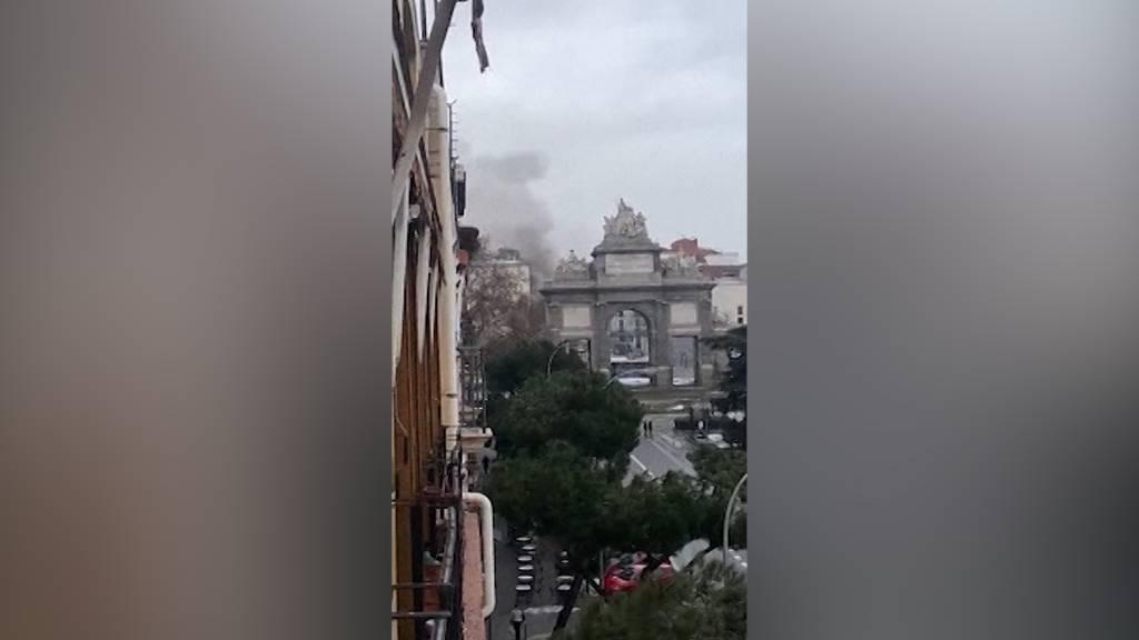 Heftige Explosion erschüttert Madrid – Mindestens drei Tote