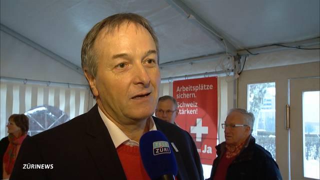 """""""Alle anderen wollen die Schweiz kaputtmachen"""""""