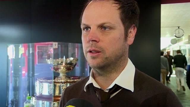 Davis-Cup-Pokal enthüllt