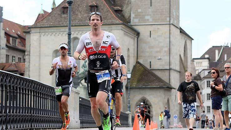 Ronnie Schildknecht will ein Siegjubiläum am Ironman Switzerland