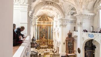 Am 13. Juni wird die Orgelmatinee wieder stattfinden.
