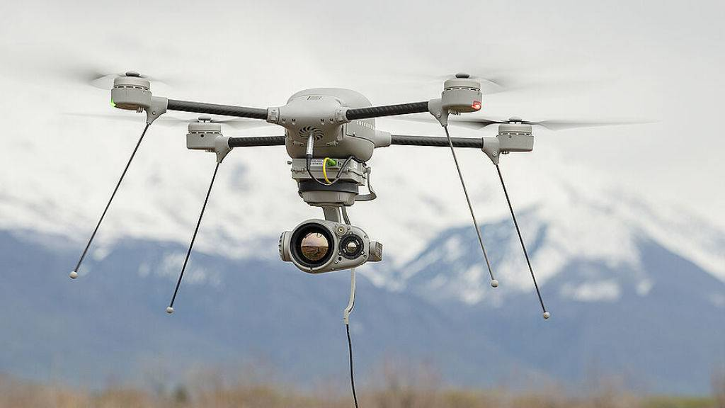 Lockheed Martin liefert Mini-Drohnen im laufenden Jahr