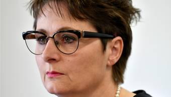 Nicht mehr im Amt: Franziska Roth.