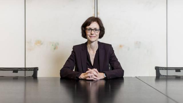 Die neue Direktorin des Dachverbandes economiesuisse, Monika Rühl