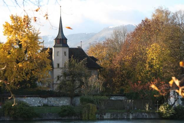 Das verwunschene Schloss Aarhof