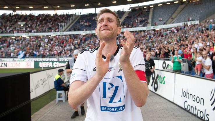 Im Sommer 2018 beendet Mertesacke seine Karriere.