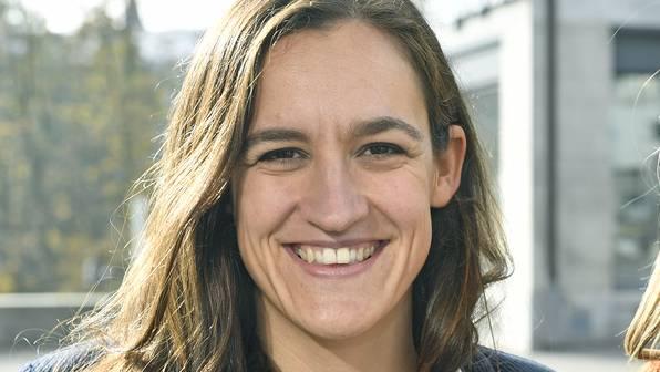 Präsidentin der Grünen des Kantons Zürich und Ständeratskandidatin Marionna Schlatter.