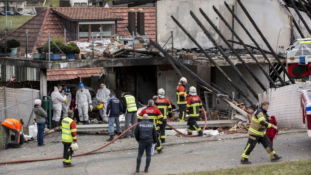 Gansingen: Leichen identifiziert