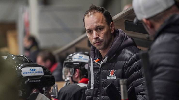 Coach Zahner will mit den Red Lions den nächsten Schritt machen.