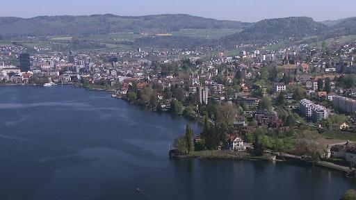 So will sich die Stadt Zug bis 2050 entwickeln