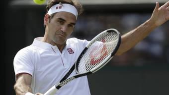 Roger Federer kehrt nach seinem Viertelfinal-Out in Wimbledon in Cincinnati auf die ATP Tour zurück