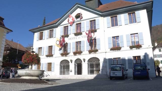 Moutier bleibt in Bern