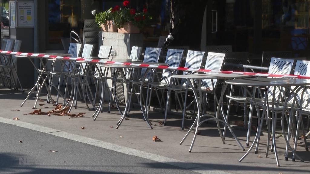 Polizeieinsatz in Interlaken: Tote Person auf Restaurant-Gelände gefunden