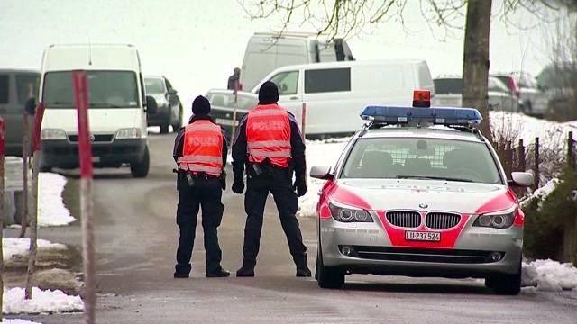 Totes Grosi  polizeilich bekannt