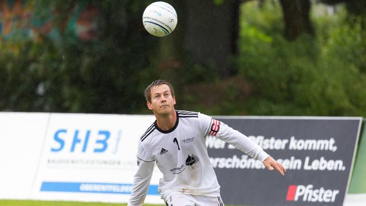 Die Oberentfelder Faustballer sichern sich den sechsten Rang in der Nationalliga A.