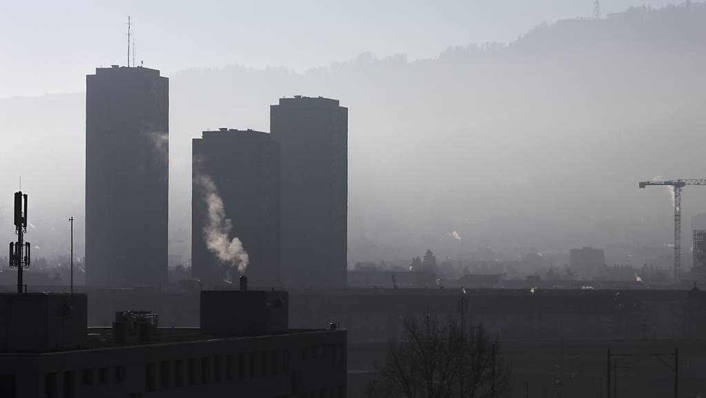 Fünf Jungparteien werben für das revidierte CO2-Gesetz. (Themenbild)