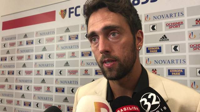 Matías Delgado erklärt seinen Rücktritt (auf Spanisch)