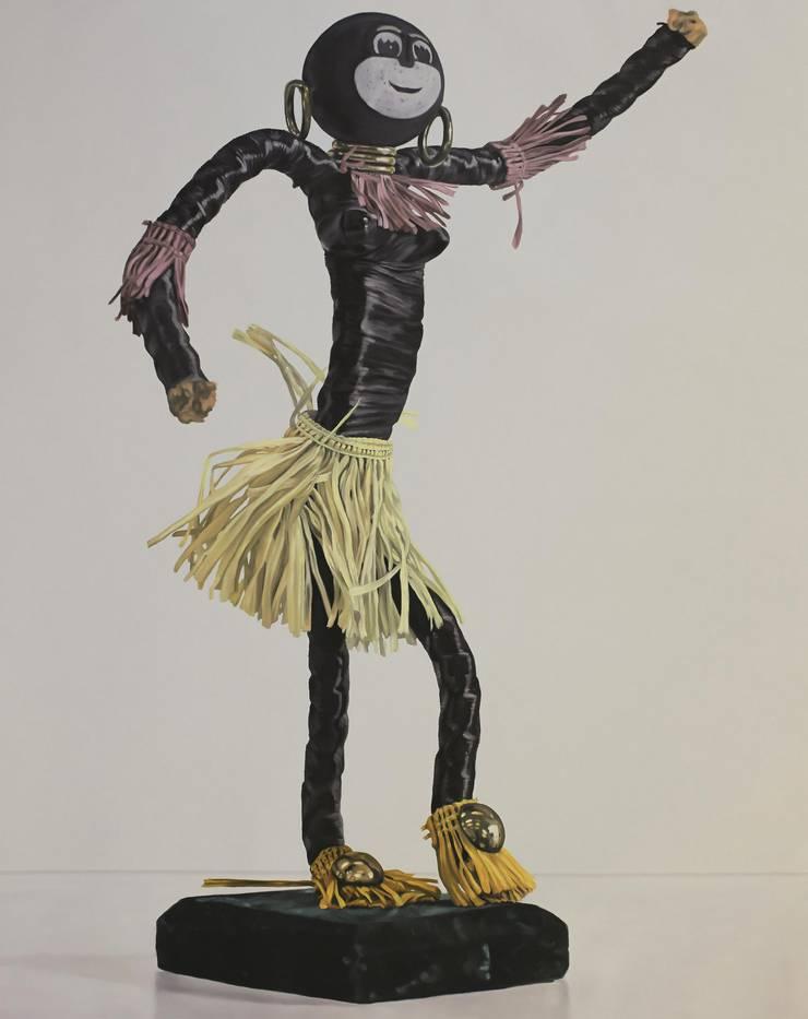 Pascal Danz, «Exotic Vintage Dancer», 2015.