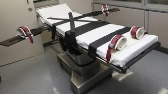 Auch bei Menschen, die zum Tode verurteilt wurden, müssten die Haftbedingungen den internationalen Menschenrechtsstandards entsprechen, schreibt Amnesty International. Die NGO startet anlässlich des Tages gegen die Todesstrafe eine neue Kampagne. (Archivbild)