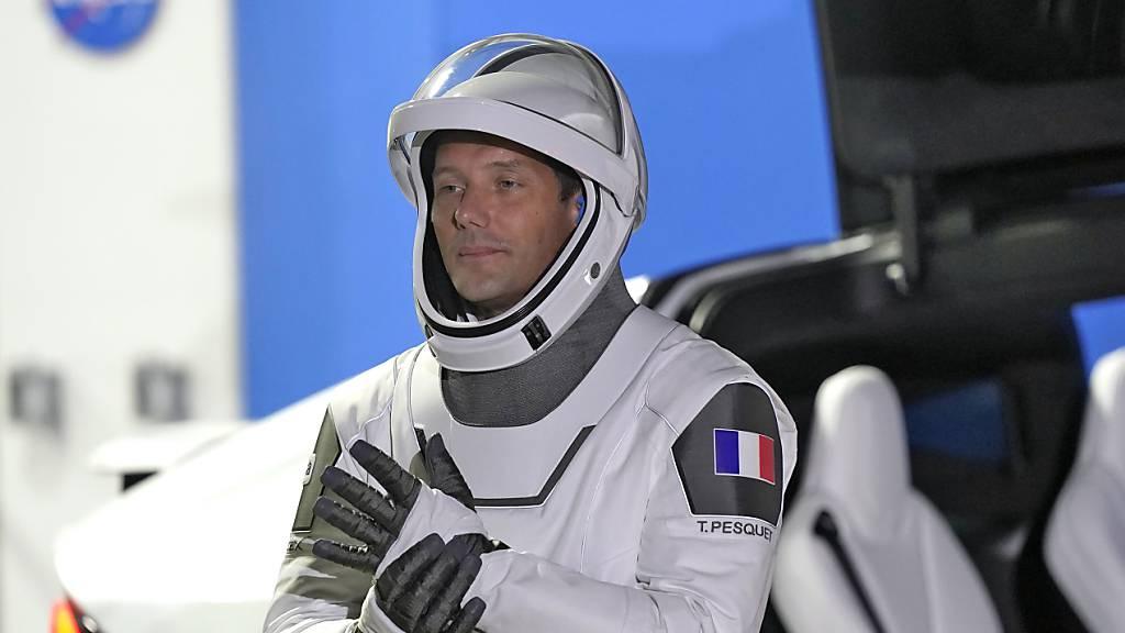 Premiere für neuen Rammstein-Song im All – Stück zur ISS geschickt
