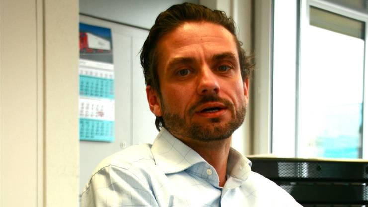 «Die Stelle vereint alle beruflichen Erfahrungen, die ich in den letzten Jahren gemacht habe», sagt Alex Stähli, der neuer Leiter von «Tischlein deck dich».jas