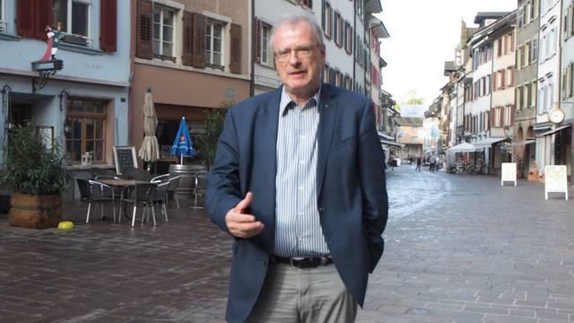 «Wir sind parat»: Daniel Vulliamy vom OK am Etappenort Rheinfelden über Kosten, Herausforderungen und Nachhaltigkeit.