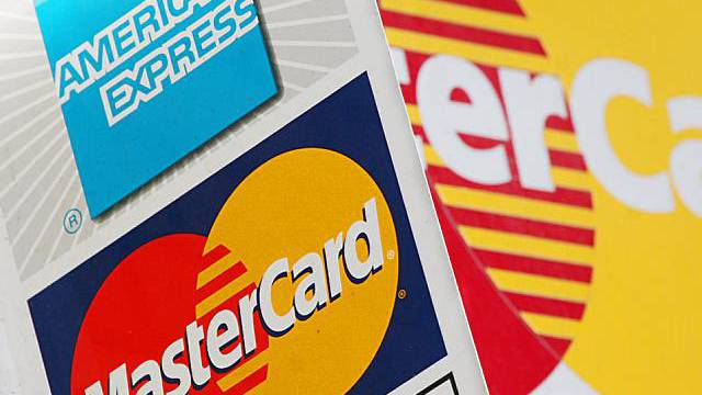 Rekordhoch bei US-Kreditkartenausfällen (Archiv)