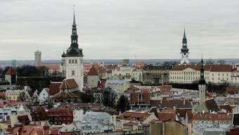 In Estland Hauptstadt Tallinn erinnern zahlreiche Veranstaltungen an den 100. Geburtstag der Unabhängigkeit des Baltenstaats. (Archiv)