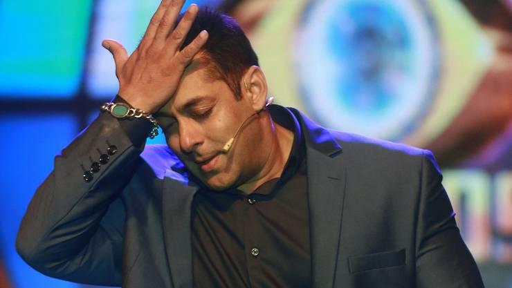 Weil er vor 20 Jahren auf zwei seltene Antilopen geschossen hat, muss Bollywood-Schauspieler Salman Khan fünf Jahre ins Gefängnis. (Archivbild)
