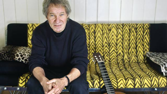 Liedermacher Tinu Heiniger ist nicht wie sein Bruder Ueli (Archiv)