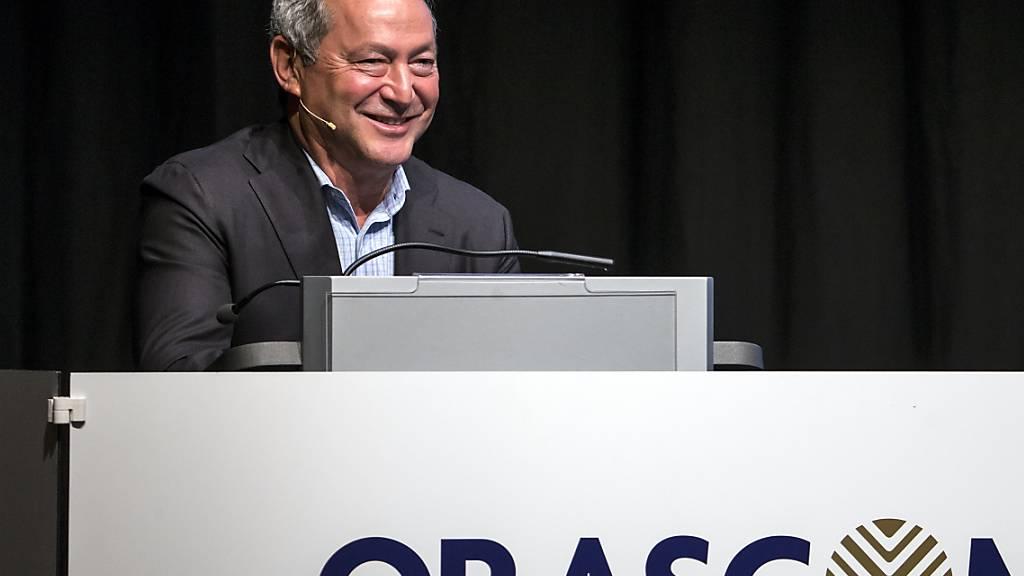 Orascom DH strukturiert Schulden in Ägypten neu