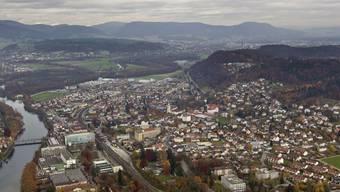 Möglicher Endlager-Standort: Das Jura-Südfussgebiet, hier bei Schönenwerd/SO (Archiv)
