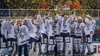 Dieser Cup-Sieg ist wie ein Vorbote für eine neue, grosse Zeit im Schweizer Eishockey: Der EV Zug ist ein Meister-Kandidat.
