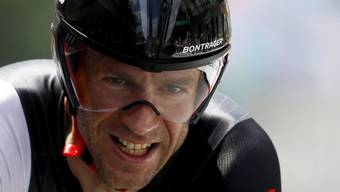 Zu Gast im Kanton Solothurn: Jens Voigt will im Grenchner Velodrome den Stundenweltrekord des Tschechen Ondřej Sosenka verbessern.