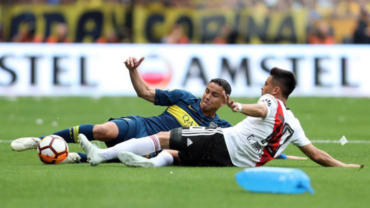 River Plate vs. Boca Juniors: Ein Duell, das ein Land in zwei Lager spaltet.