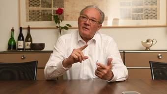 Taskforce-Epidemiologe Marcel Tanner kann sich vorstellen, dass die Quarantänezeit verkürzt wird.