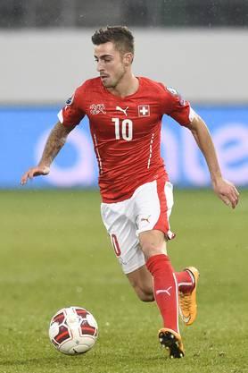 Marco Schönbächler (28) spielt beim FC Zürich und lief zweimal für die Schweizer Nationalmannschaft auf.