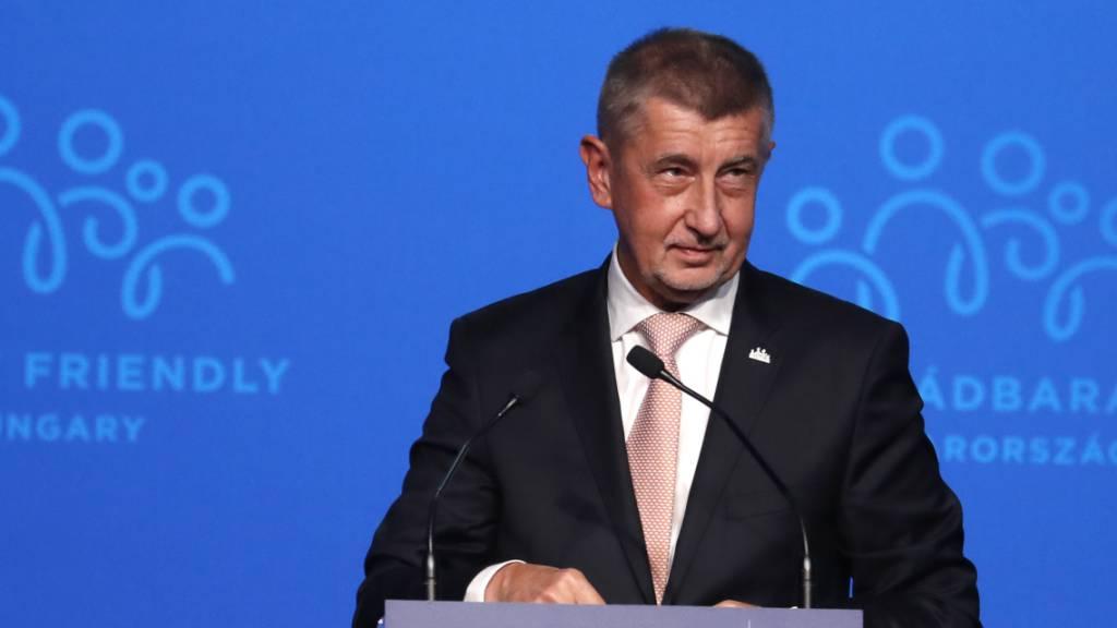Polizei in Tschechien prüft Vorwürfe gegen Babis