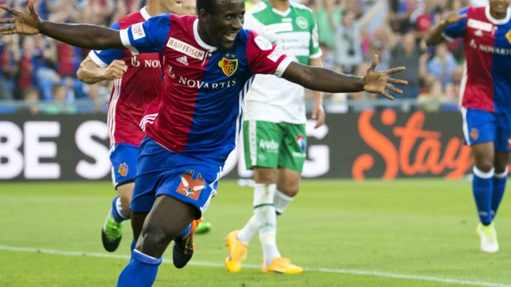 Seydou Doumbia zum FC Sion