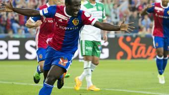 Seydou Doumbia jubelt künftig für Sion