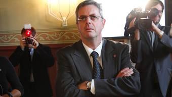 Heinz Müller tritt nicht mehr zur Wahl an.