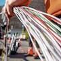 Die GAW erschliesst viele Gemeinden mit einem Glasfasernnetz.