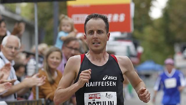 Viktor Röthlin 11. am Halbmarathon von Lissabon