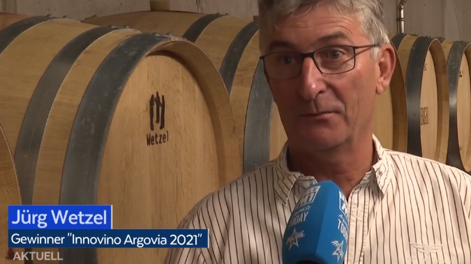 Weingut Wetzel holt Sieg nach Ennetbaden