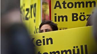 Kaib wehrt sich gegen ein mögliches Atommülllager im Bözberg.